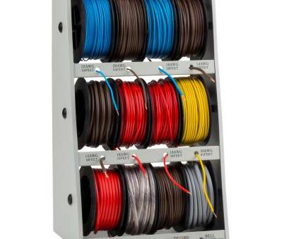 electrical wire spool rack Details about Grip Tools 43111 Wire Spool Rack Includes, ft. of Assorte Electrical Wire Spool Rack New Details About Grip Tools 43111 Wire Spool Rack Includes, Ft. Of Assorte Photos
