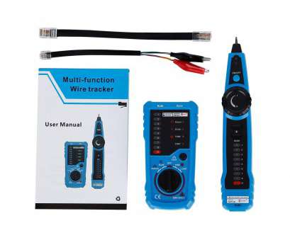 electrical wire tracer amazon RJ11 RJ45 Cable Tester, LESHP Multifunction Electric Wire Finder Tracker Detector, Amazon.com Electrical Wire Tracer Amazon Popular RJ11 RJ45 Cable Tester, LESHP Multifunction Electric Wire Finder Tracker Detector, Amazon.Com Galleries