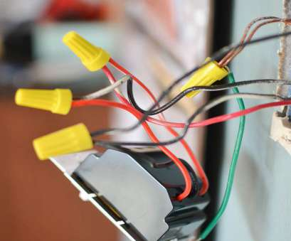 electrical wire white black copper how to install a dimmer switch- Here's, ours worked: Green to Copper Ground Wire., to Black., and White to Red. Then we, an extra black cord 16 Cleaver Electrical Wire White Black Copper Solutions