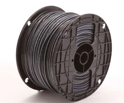 electrical wire white black copper THHN, MCM Stranded Black Copper Building Wire 1000 FT Reel Order by, foot, 1000 FT Minimum Electrical Wire White Black Copper Top THHN, MCM Stranded Black Copper Building Wire 1000 FT Reel Order By, Foot, 1000 FT Minimum Photos