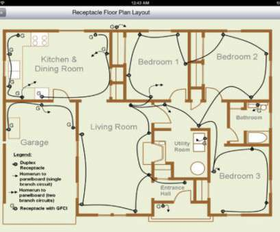 electrical wiring codes, residential new basic house wiring diagram  residential electrical symbols, panel inside