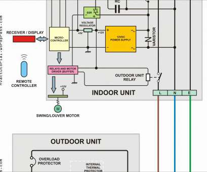 Electrical Wiring Diagram, Aircon Fantastic Schematic Diagram #13. on