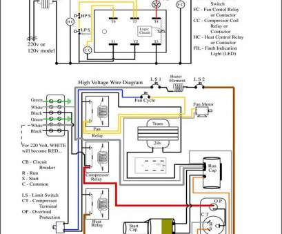 Electrical Wiring Diagram, Aircon Most Ac Wire Diagram
