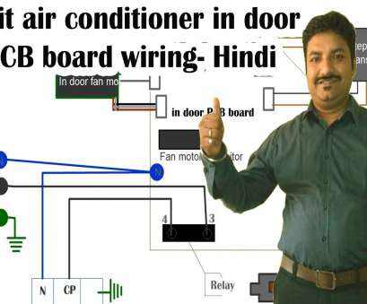 electrical wiring diagram hindi most split, conditioner indoor, board wiring  diagram hindi collections