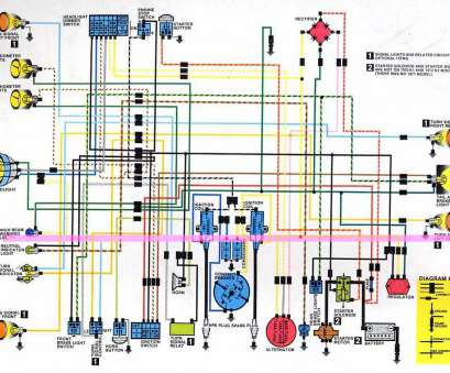 electrical wiring diagram of motorcycle Honda Motorcycle Wiring Diagrams, Bikes, Pinterest, Honda Electrical Wiring Diagram Of Motorcycle Brilliant Honda Motorcycle Wiring Diagrams, Bikes, Pinterest, Honda Photos