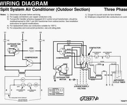 Electrical Wiring Diagram Of Window Ac Practical Electrical Wiring Diagrams, Air Conditioning Systems Part, Rh Electrical Knowhow, Window Ac Wiring Images
