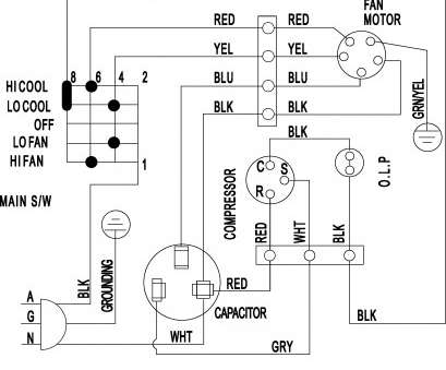 Electrical Wiring Diagram Of Window Ac Cleaver Wiring Ac Parts Wiring Diagram U2022 Rh Msblog Co AC Wiring Color Code AC Wiring Color Code Pictures