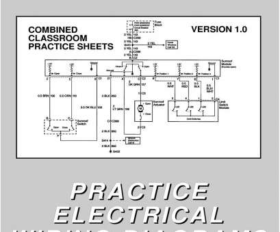 electrical wiring diagram practice PRACTICE ELECTRICAL WIRING DIAGRAMS, PDF Electrical Wiring Diagram Practice Creative PRACTICE ELECTRICAL WIRING DIAGRAMS, PDF Images