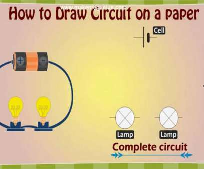 electrical wiring diagram youtube How to draw an Electric Circuit diagram, Kids Electrical Wiring Diagram Youtube New How To Draw An Electric Circuit Diagram, Kids Solutions