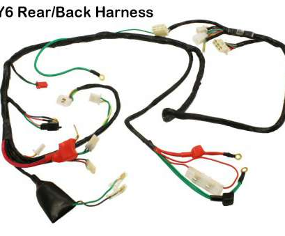 electrical wiring harness GY6 Scooter Wire Harness Electrical Wiring Harness Creative GY6 Scooter Wire Harness Ideas