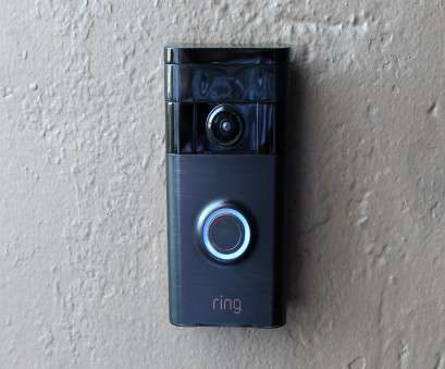 electrical wiring home doorbell not working Ring Video Doorbell review: This gadget makes crooks think you're Electrical Wiring Home Doorbell, Working Most Ring Video Doorbell Review: This Gadget Makes Crooks Think You'Re Solutions
