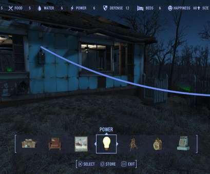 electrical wiring home generator hook up Fallout 4, to power up a house, GosuNoob Guides Electrical Wiring Home Generator Hook Up Practical Fallout 4, To Power Up A House, GosuNoob Guides Images