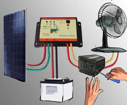 electrical wiring home generator hook up solar generators, home use, Set-Up-a-Small-Solar-(Photovoltaic)-Power- Generator-Step-8.jpg Electrical Wiring Home Generator Hook Up Popular Solar Generators, Home Use, Set-Up-A-Small-Solar-(Photovoltaic)-Power- Generator-Step-8.Jpg Ideas