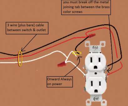 electrical wiring outlet colors Power Switch Half Switched Switch Outlet Electrical Wiring Done Right Electrical Wiring Outlet Colors Nice Power Switch Half Switched Switch Outlet Electrical Wiring Done Right Pictures