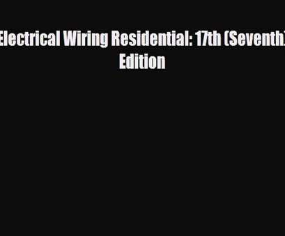 electrical wiring residential ray c mullin ... electrical wiring residential 17th edition, download Electrical Wiring Residential, C Mullin Best ... Electrical Wiring Residential 17Th Edition, Download Images