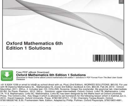 electrical wiring residential 7th canadian edition answers unit 3 Oxford Mathematics, Edition 1 Solutions, PDF Electrical Wiring Residential, Canadian Edition Answers Unit 3 Best Oxford Mathematics, Edition 1 Solutions, PDF Pictures