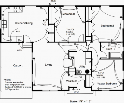 electrical wiring residential (w/6 prints)(2017 nec) How good, you at reading electrical drawings? Take, quiz., EEP 11 Brilliant Electrical Wiring Residential (W/6 Prints)(2017 Nec) Pictures