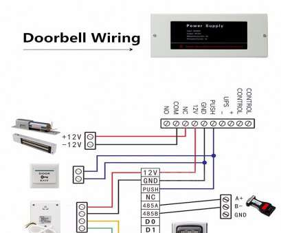 Electronic Doorbell Wiring Diagram Fantastic Intercom ... on