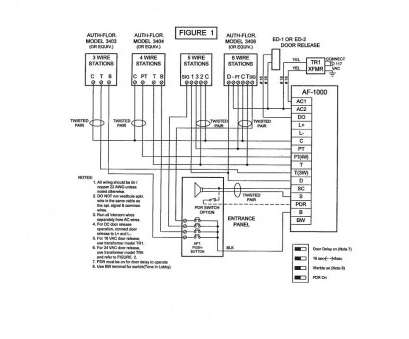 electronic doorbell wiring diagram fantastic intercom doorbell wiring  diagram fresh pacific electronics 3404 4 wire plastic