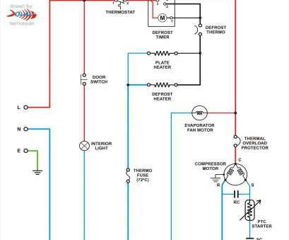 air conditioning systems) � eliwell thermostat wiring diagram creative  rangkaian kelistrikan refrigerator / kulkas,, teach integration galleries