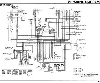 Enclosed Trailer Wiring Diagram New Vtx1300C Wiring Diagram Wiring Diagrams V Star 1100 Classic 06, 1300 Wiring Diagram Electrical Wiring Pictures