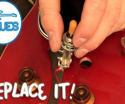 epiphone toggle switch wiring brilliant how to replace gibson es, or  epiphone, pickup selection