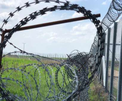erecting wire mesh fence Europe border walls: Growing number of anti-immigrant fencing erected Erecting Wire Mesh Fence Best Europe Border Walls: Growing Number Of Anti-Immigrant Fencing Erected Photos