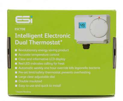 esi thermostat wiring diagram ESi Electronic Dual Cylinder Thermostat, Mr Central Heating Esi Thermostat Wiring Diagram Cleaver ESi Electronic Dual Cylinder Thermostat, Mr Central Heating Solutions