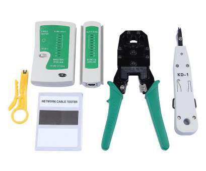 ethernet cable wiring crimping tool DB DBPOWER Network Ethernet Cable Tester RJ45, RJ45 Crimper Crimping Tool Punch Down RJ11 Cat5 Cat6 Wire Line Detector, Global Electronics Store 19 Fantastic Ethernet Cable Wiring Crimping Tool Images