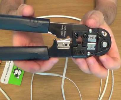 ethernet cable wiring crimping tool How To, a RJ45 Crimp Tool, Crimping tool, CAT5 / CAT6 Ethernet 8P8C Plugs., YouTube Ethernet Cable Wiring Crimping Tool New How To, A RJ45 Crimp Tool, Crimping Tool, CAT5 / CAT6 Ethernet 8P8C Plugs., YouTube Photos