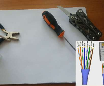 ethernet cable wiring crimping tool How to crimp Ethernet cable without crimping tool. Links, tools in description., YouTube Ethernet Cable Wiring Crimping Tool Brilliant How To Crimp Ethernet Cable Without Crimping Tool. Links, Tools In Description., YouTube Pictures