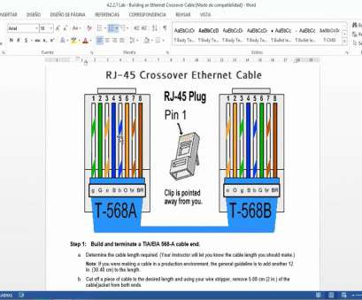 11 Fantastic Ethernet Cross Cable Wiring Diagram Ideas