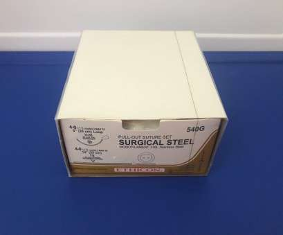 ethicon 26 gauge wire Ethicon Suture 540G, E:, Surgical Steel Ethicon 26 Gauge Wire Fantastic Ethicon Suture 540G, E:, Surgical Steel Images
