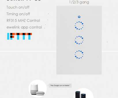 ewelink light switch wiring 2018 Sonoff T1 Us, 3 Gang,Touch/Rf315/Ewelink, Wifi Remote Wall Light Switch,Smart Home Wall Switch Work With Alexa,Google Home From Biaiju Ewelink Light Switch Wiring Brilliant 2018 Sonoff T1 Us, 3 Gang,Touch/Rf315/Ewelink, Wifi Remote Wall Light Switch,Smart Home Wall Switch Work With Alexa,Google Home From Biaiju Images