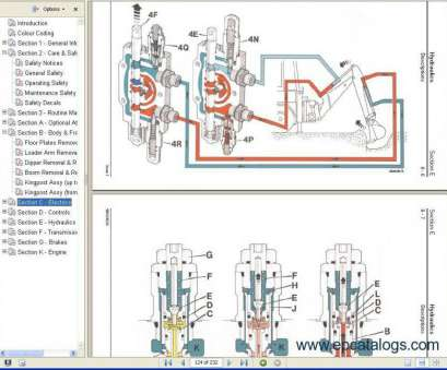 20 Practical Excavator Starter Wiring Diagram Photos