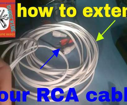 extending speaker wire different gauge How to extend your, cable, car or home audio amplifiers Extending Speaker Wire Different Gauge Most How To Extend Your, Cable, Car Or Home Audio Amplifiers Images