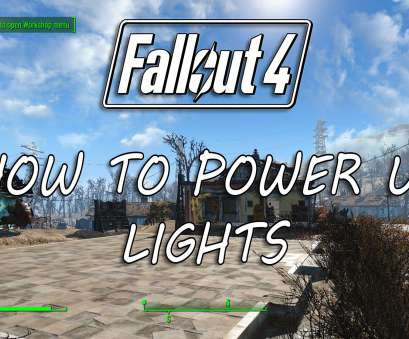 fallout 4 lightbulbs on wire FALLOUT 4:, to Power up Lights, Connecting Lights in Sanctuary Fallout 4 Guides Fallout 4 Lightbulbs On Wire Fantastic FALLOUT 4:, To Power Up Lights, Connecting Lights In Sanctuary Fallout 4 Guides Images