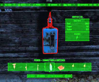 fallout 4 lightbulbs on wire Fallout, How to, lights working in your settlement Fallout 4 Lightbulbs On Wire Popular Fallout, How To, Lights Working In Your Settlement Collections
