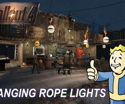 fallout 4 lightbulbs on wire Hanging Rope Lights Tutorial Fallout 4 Fallout 4 Lightbulbs On Wire Popular Hanging Rope Lights Tutorial Fallout 4 Photos