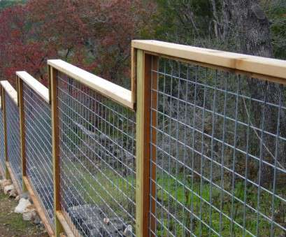 Farm Fence Wire Mesh Simple AAA Fence, Austin, Farm & Ranch Fencing Photos