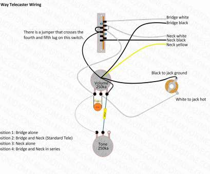 Fender 62 Telecaster Wiring Diagram - Technical Diagrams on