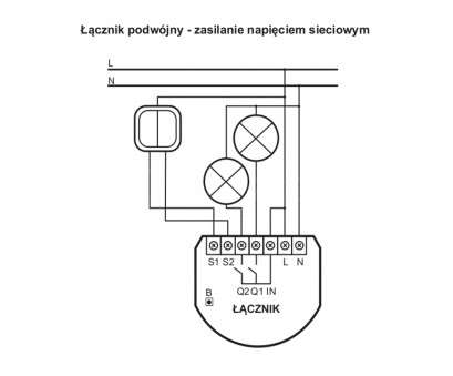 fibaro double switch wiring Wiring diagrams (double switch) Fibaro Double Switch Wiring Cleaver Wiring Diagrams (Double Switch) Pictures