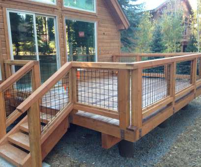 flat woven wire mesh Architectural Wire Mesh, Tahoe Donner home with a 4