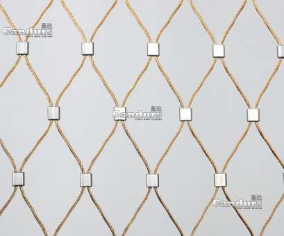 flexible woven wire mesh 100% Install Flexible Stainless Steel Wire Cable Mesh by Candurs China Flexible Woven Wire Mesh Best 100% Install Flexible Stainless Steel Wire Cable Mesh By Candurs China Images