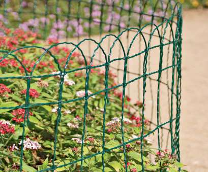 floppy-top wire mesh fence Decorative Wire Border Fence in 4 Heights, Gardeners.com Floppy-Top Wire Mesh Fence Popular Decorative Wire Border Fence In 4 Heights, Gardeners.Com Pictures