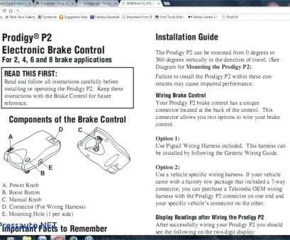 ford trailer brake controller wiring diagram Tekonsha P3 Electric Brake Controller Wiring Diagram Best Ford Trailer Contemporary Vehicle Specific Harness, Random Ford Trailer Brake Controller Wiring Diagram Simple Tekonsha P3 Electric Brake Controller Wiring Diagram Best Ford Trailer Contemporary Vehicle Specific Harness, Random Ideas