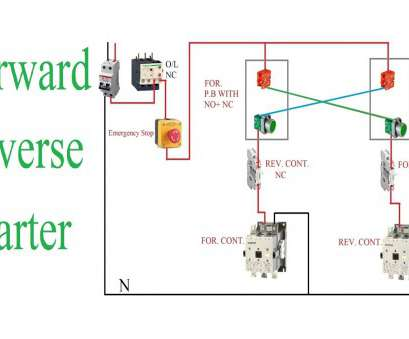 forward reverse starter wiring diagram forward reverse starter working principle * reverse forward motor 18 Practical Forward Reverse Starter Wiring Diagram Pictures
