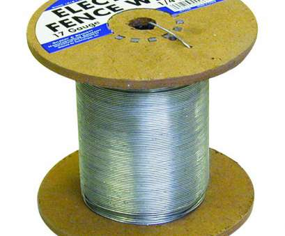gallagher electric fence wire 1/4 Mile 17-Gauge Galvanized Electric Fence Wire Gallagher Electric Fence Wire Popular 1/4 Mile 17-Gauge Galvanized Electric Fence Wire Images