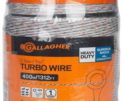 gallagher electric fence wire Turbo Wire Gallagher, Wire, Tape Rope, Electric Fencing Gallagher Electric Fence Wire Professional Turbo Wire Gallagher, Wire, Tape Rope, Electric Fencing Photos
