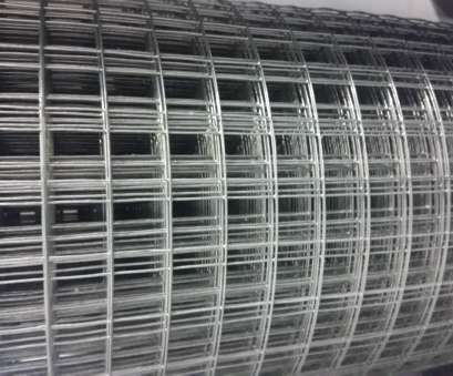 galvanised wire mesh fence Galvanised welded wire mesh 25mm x 25mm, rolls 15 Practical Galvanised Wire Mesh Fence Solutions